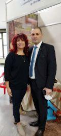 """С г-н Митко Стайков- областен управител на област Търговище. Най- добрият областен кординатор на """"Ученето през целия живот"""" - малка снимка"""