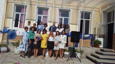 Откриване на учебната година - ПГД Иван Вазов - Велинград