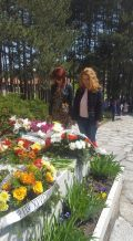 Почит към героите - ПГД Иван Вазов - Велинград